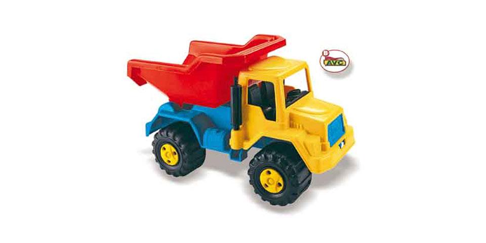 Camiones. Camión Volquete.Ref.5110