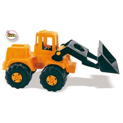 Toys Trucks. Excavator Road Works.Item.5112
