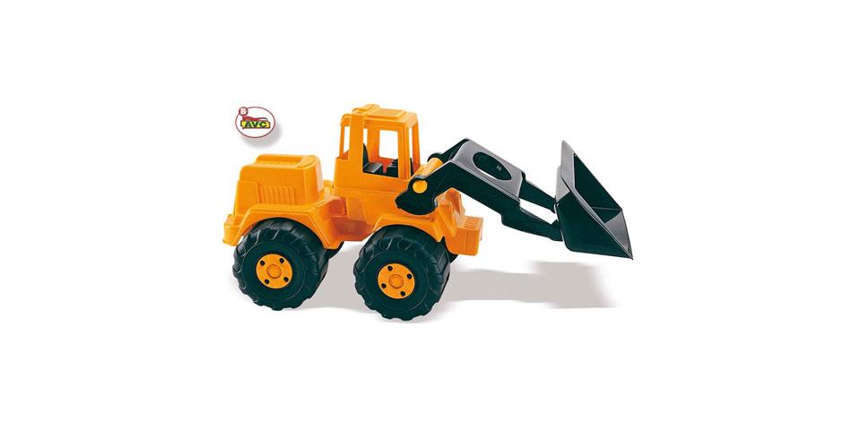 Camiones. Excavadora Road Works.Ref.5112