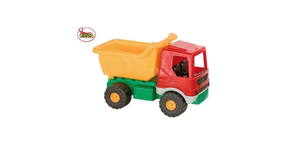 Camiones. Camión Volquete.Ref.5163