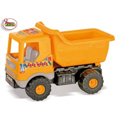 Toys Trucks.Tipper Truck Road Works.Item.5164