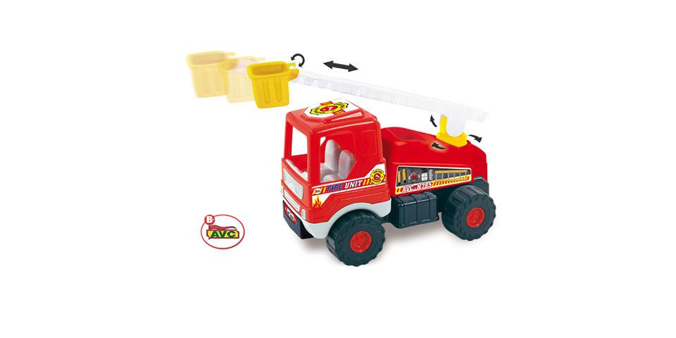 Camiones. Camión Bomberos. Ref.5166