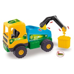 Toys Trucks. Green Lorry.Item.5168