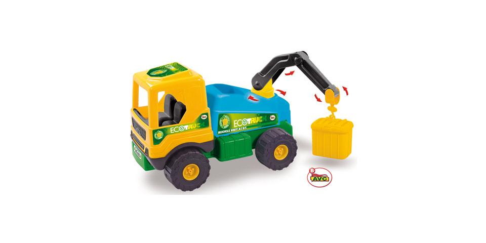 Camiones. Camión Ecológico.Ref.5168
