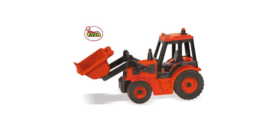 Camiones. Tractor con Pala.Ref.5213