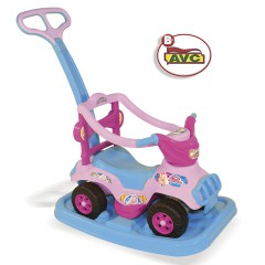 Toys Ride – Ons. Sport Quad 6×1 Princess Item.6071