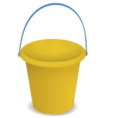 Toys Beach & Outdoor. Bucket no.8.Item.1040
