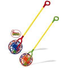 Toys Beach & Outdoor. Push along cage wheel.Item.1260