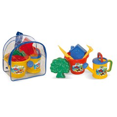 Toys Beach & Outdoor. Rucksack and beach set.Item.1512