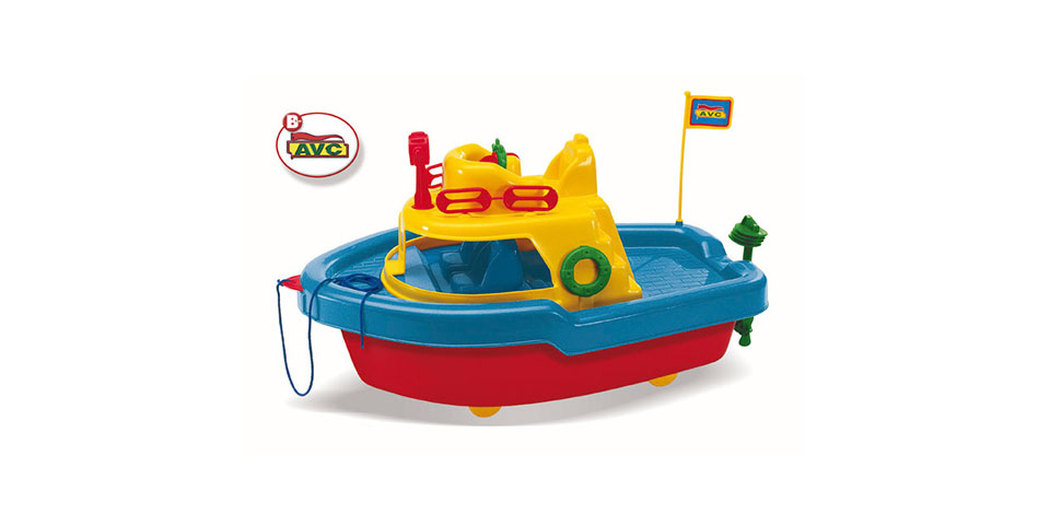 Toys Beach & Outdoor. Boat AVC.Item.5051