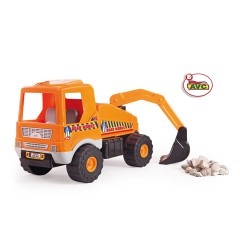Toys trucks. Truck Retro.Item.5167