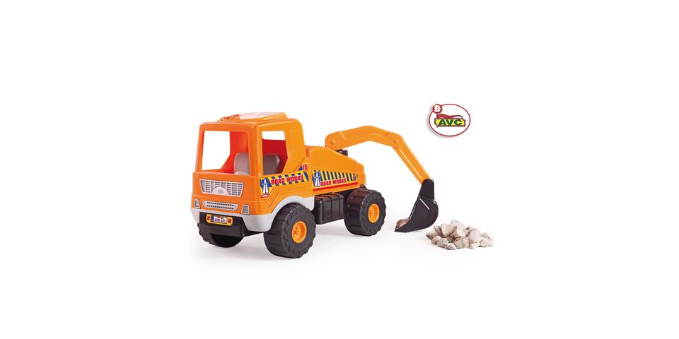 Camiones. Camión con Retro.Ref.5167