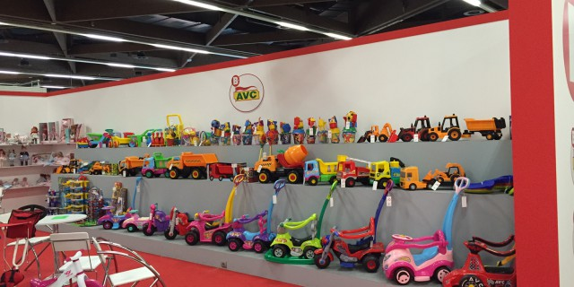 AVC PRESENT IN NUREMBERG INTERNATIONAL TOY FAIR