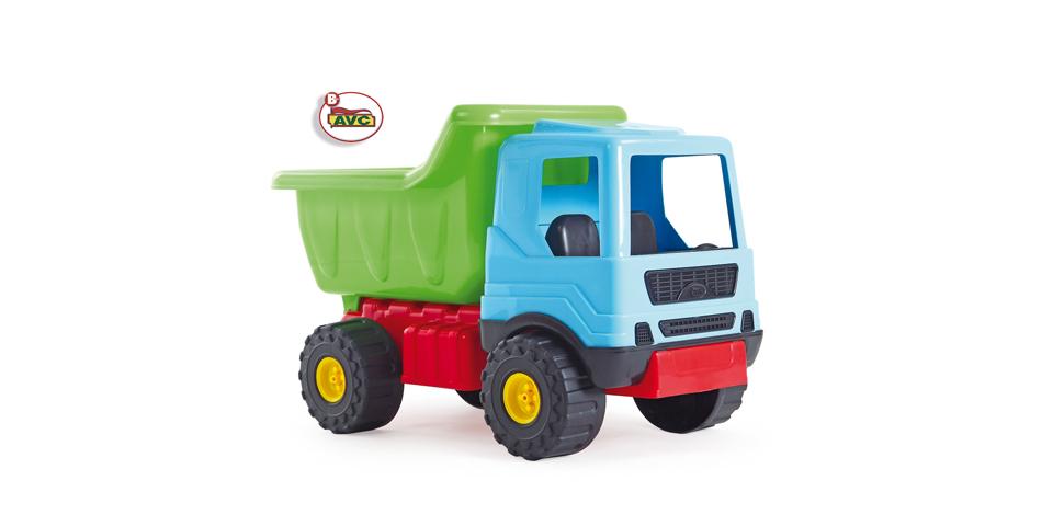 Camiones. Camión Volquete AVC  Ref. 5161