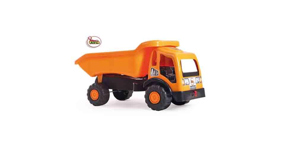 Camiones. Camión Volquete Road Works.Ref.5171