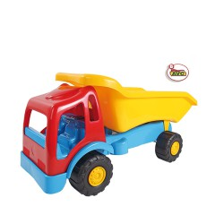 Trucks. Dump Truck Road Works AVC  Ref. 5176