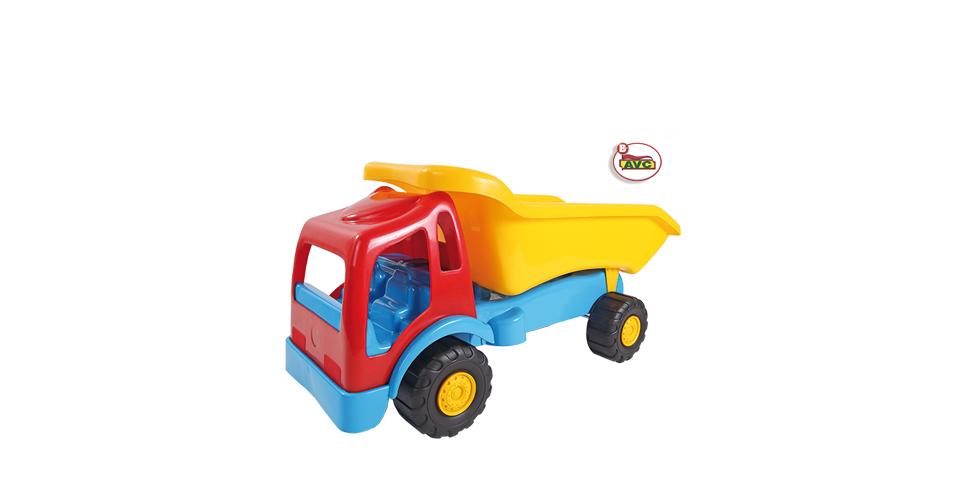 Camiones. Camión Volquete Road Works AVC  Ref. 5176