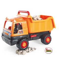 Toys Trucks.  Hard Truck Road Works. Item.5181