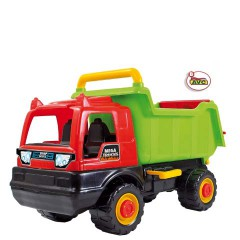 Trucks. Hard Dump Truck. AVC  Ref. 5187