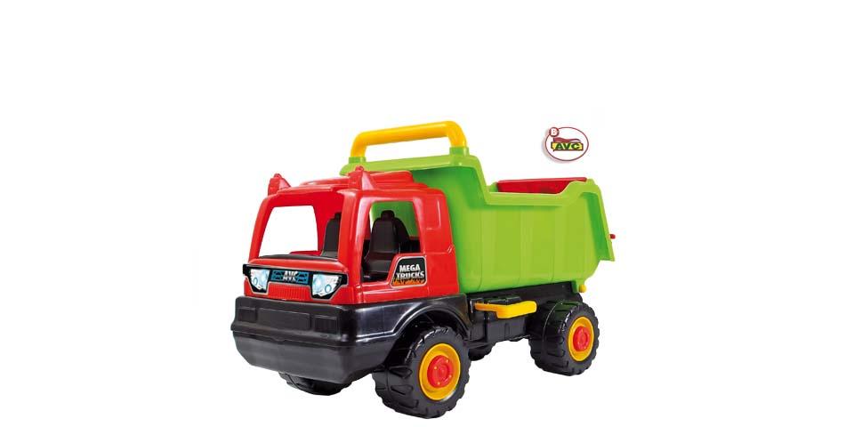 Camiones. Camión Volquete Hard AVC  Ref. 5187