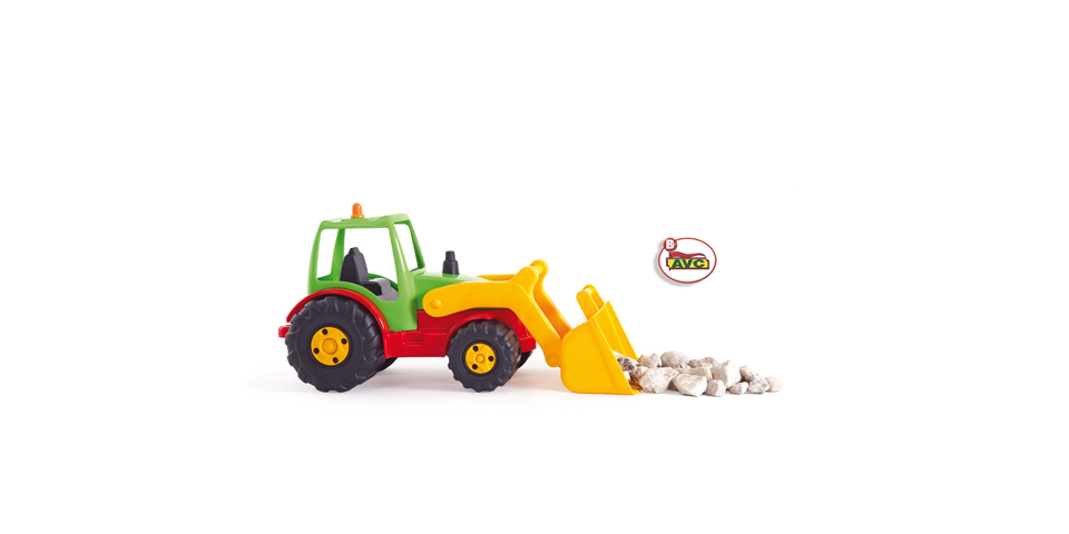 Camiones. Tractor con Pala AVC  Ref. 5250