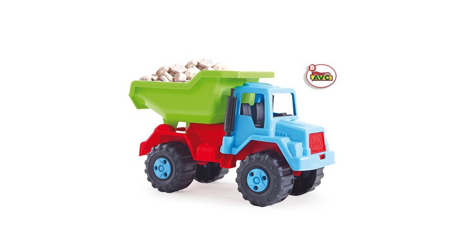 Camiones. Camión Volquete AVC  Ref. 5400