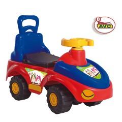 Toys Ride Ons. Car 2×1 Hugs & Owl AVC  Item. 6068