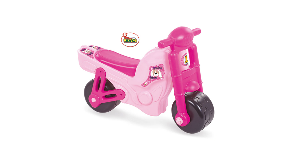 Ride-ons. Quick Pink AVC  Ref. 6107