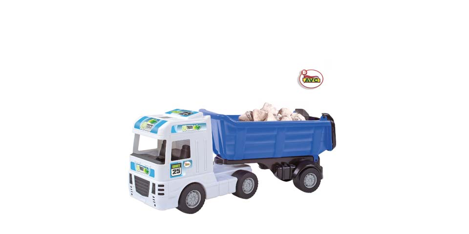 Toys Trucks. Maxi Trailer.Item.5303