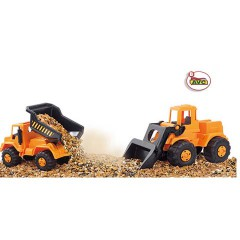 Toys trucks. Truck and excavator. Item 5107