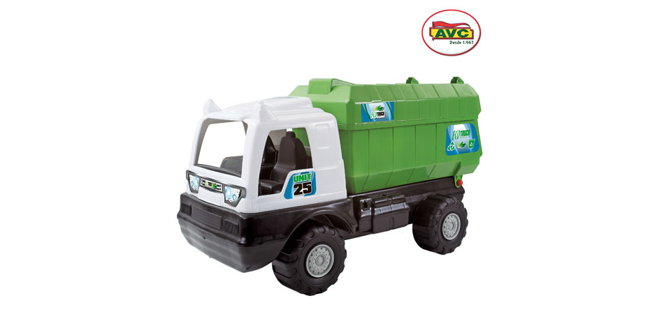 Toys Trucks.  Recycling Truck. Item.5133