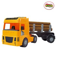 Toys Trucks. Toy Log Truck. Item.5360
