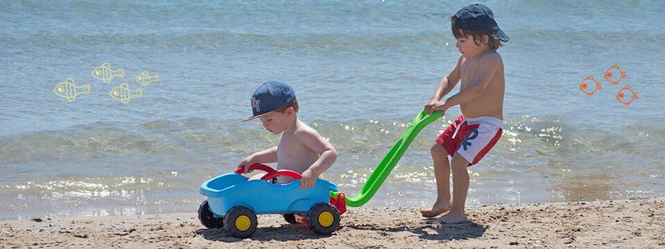 Carretón playa
