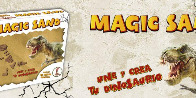 Slider magic sand