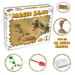 Play and learn. Magic Sand. Item 1270