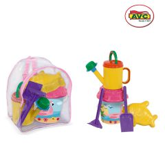 Toys Beach & Outdoor. Beach set and rucksack.Item.1500